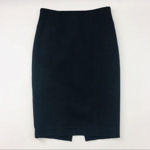 White House Black Market Black Pencil Skirt 00